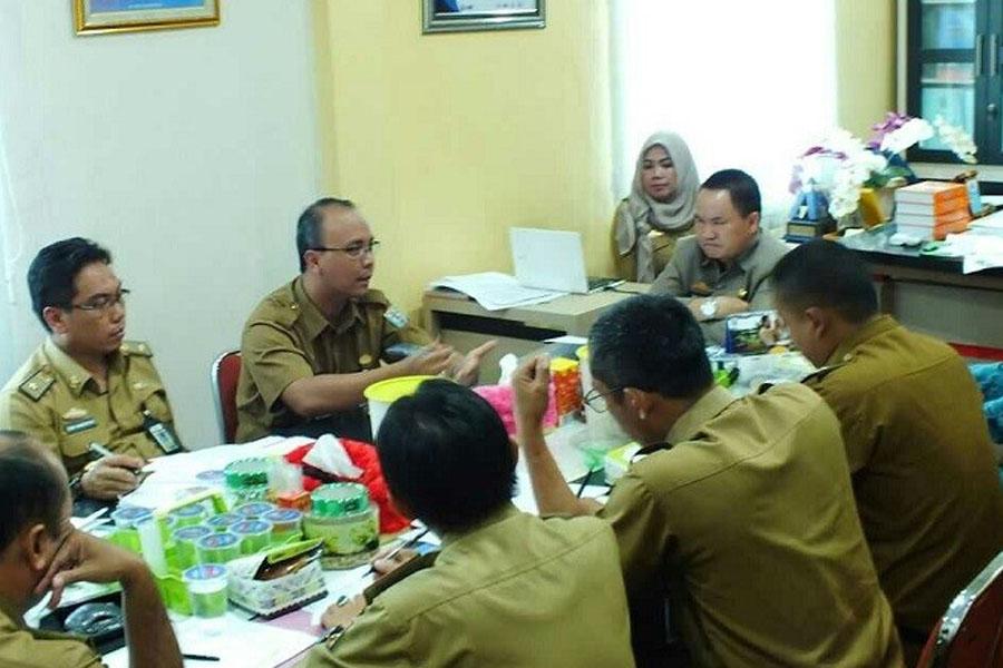 SKPD Way Kanan Diintruksikan Sampaikan Pengelolaan DAK